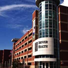 Photo of Denver Health Medical Center in Lincoln Park