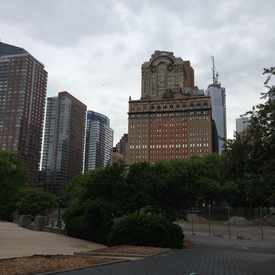 Photo of Battery Park in Financial District