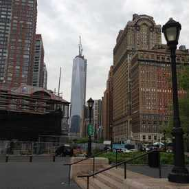 Photo of Battery Park in Battery Park