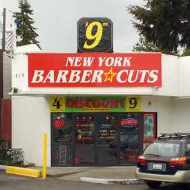 Photo of New York Barber Cuts in Crown Hill