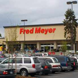 Photo of Fred Meyer in Greenwood