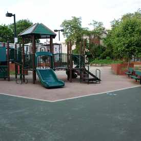 Photo of Penn and Melvin Street Park in Ridgely Delight