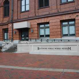 Photo of Baltimore Public Works Museum in Inner Harbor