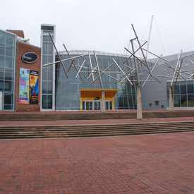 Photo of Maryland Science Center in Inner Harbor