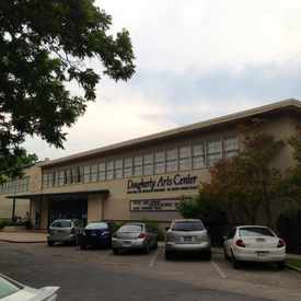 Photo of Dougherty Arts Center in Bouldin
