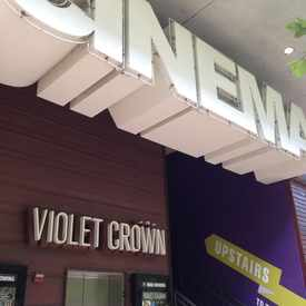 Photo of Violet Crown Cinema in Downtown