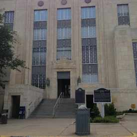 Photo of Travis County Courthouse in Downtown