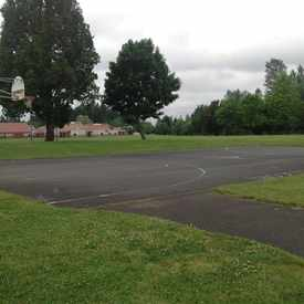 Photo of Basketball Court in Bagley Downs