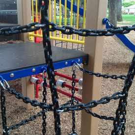 Photo of Rope Chains To Climb in Carter Park