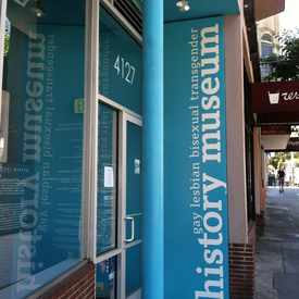 Photo of GLBT History Museum in Eureka Valley / Dolores Heights / Castro
