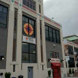 Photo of Torpedo Factory Art Center in Old Town