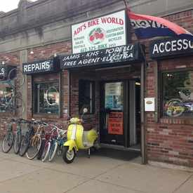 Photo of Adi's Bike World in West Roxbury