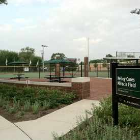 Photo of Kelly Cares Miracle Field in Southwest Quadrant