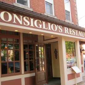 Photo of Consiglio's Restaurant in Wooster Square