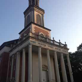 Photo of West Hunter Street Baptist Church in West End