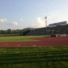 Photo of B.T. Harvey Stadium in Atlanta University Center