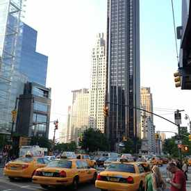 Photo of W 58TH ST - 8TH AVE in Columbus Circle