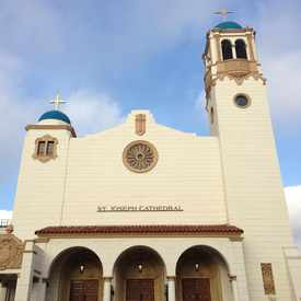 Photo of St. Joseph Cathedral in Cortez Hill