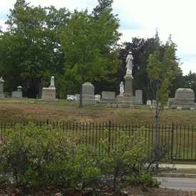Photo of North Main Cemetary in Mount Hope
