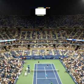 Photo of Flushing Meadows US Open in Corona