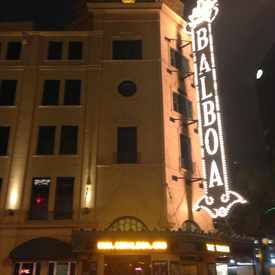 Photo of Balboa Theatre in Gaslamp Quarter