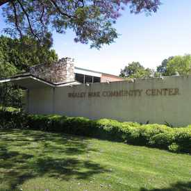 Photo of Whaley Park Community Center in Los Altos