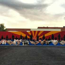 Photo of Mural in Devonshire Estates