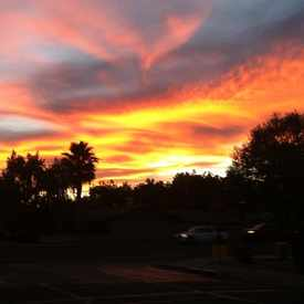 Photo of Mesa Sunset in Devonshire Estates