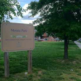 Photo of Mosaic Park in Ashton Heights