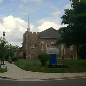 Photo of Wilson Boulevard Christian Church in Ballston-Virginia Square