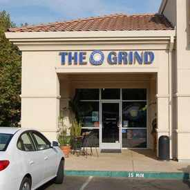 Photo of The Grind Coffee Shop in Woodward Park