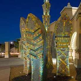 Photo of El Jardin Sculpture Garden in Downtown East
