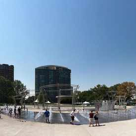 Photo of Scioto Mile Park in Downtown
