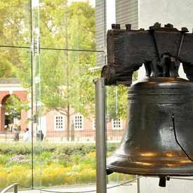Photo of The Liberty Bell in Center City East