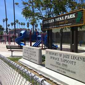 Photo of Angeles Mesa Park in Hyde Park