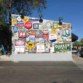 Photo of Wall Of Signs in Sycamore