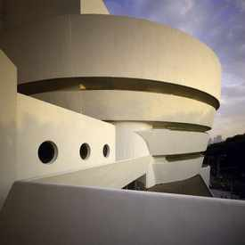 Photo of Solomon R. Guggenheim Museum