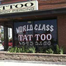 Photo of World Class Tattoo in Southgate