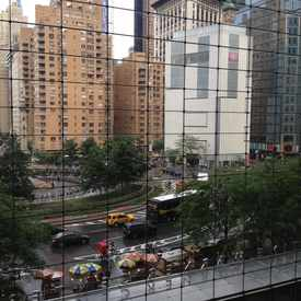 Photo of Time Warner Center in Central Park