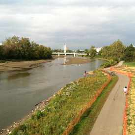 Photo of Olentangy River Greenway in The Ohio State University