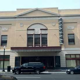 Photo of Lincoln Theater in U Street Corridor