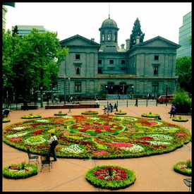 Photo of Pioneer Courthouse Square Farmers Market in Downtown
