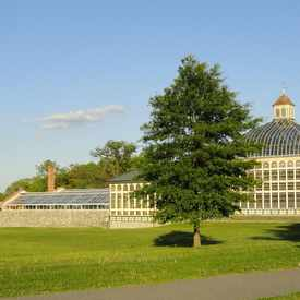 Photo of Howard P. Rawlings Conservatory & Botanic Gardens in Druid Hill Park