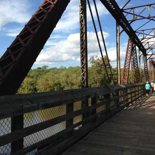 Riverwalk Trail, Danville VA