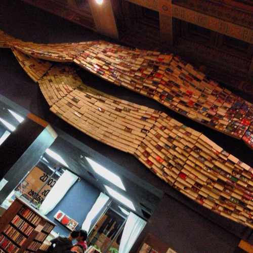 photo of The Last Bookstore at 453 South Spring Street Los Angeles CA 90013