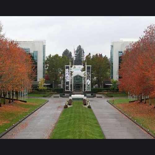 Trinity Lakes Apartments: Nike Campus Running Trail, Beaverton OR
