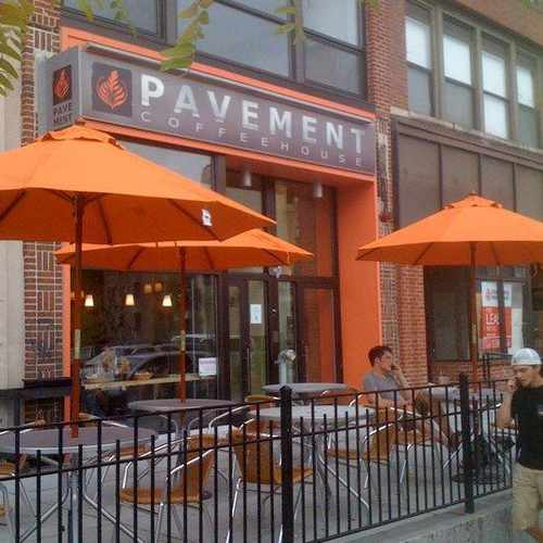 photo of Pavement Coffeehouse at 1096 Boylston Street Boston MA 02215
