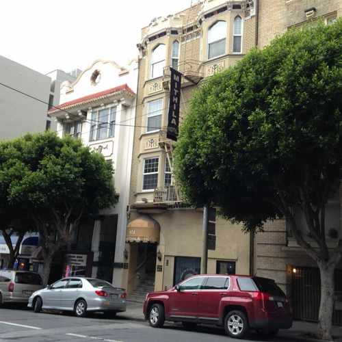 photo of Ava Nob Hill at 965 Sutter Street San Francisco CA 94109