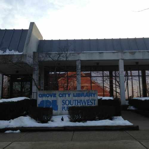 Photo Of Southwest Public Libraries At 3359 Park St Grove
