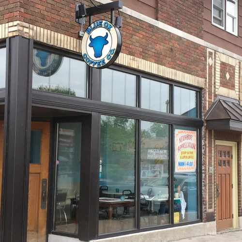 photo of Blue Ox Coffee Co at 3740 Chicago Avenue South Minneapolis MN 55407